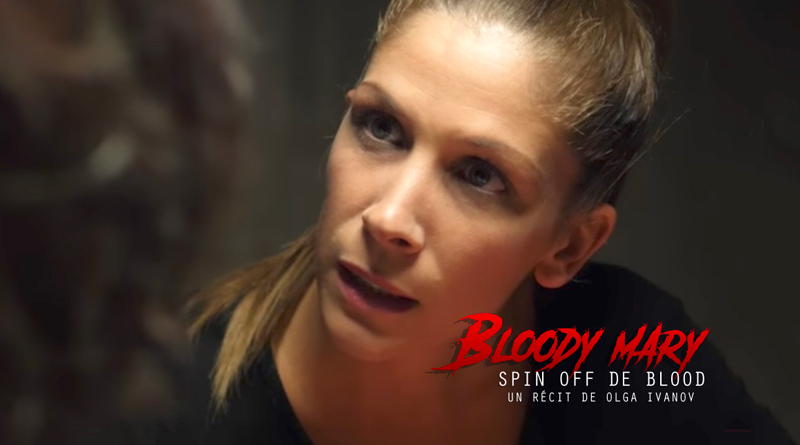 BLOODY MARY (SPIN OFF BLOOD)